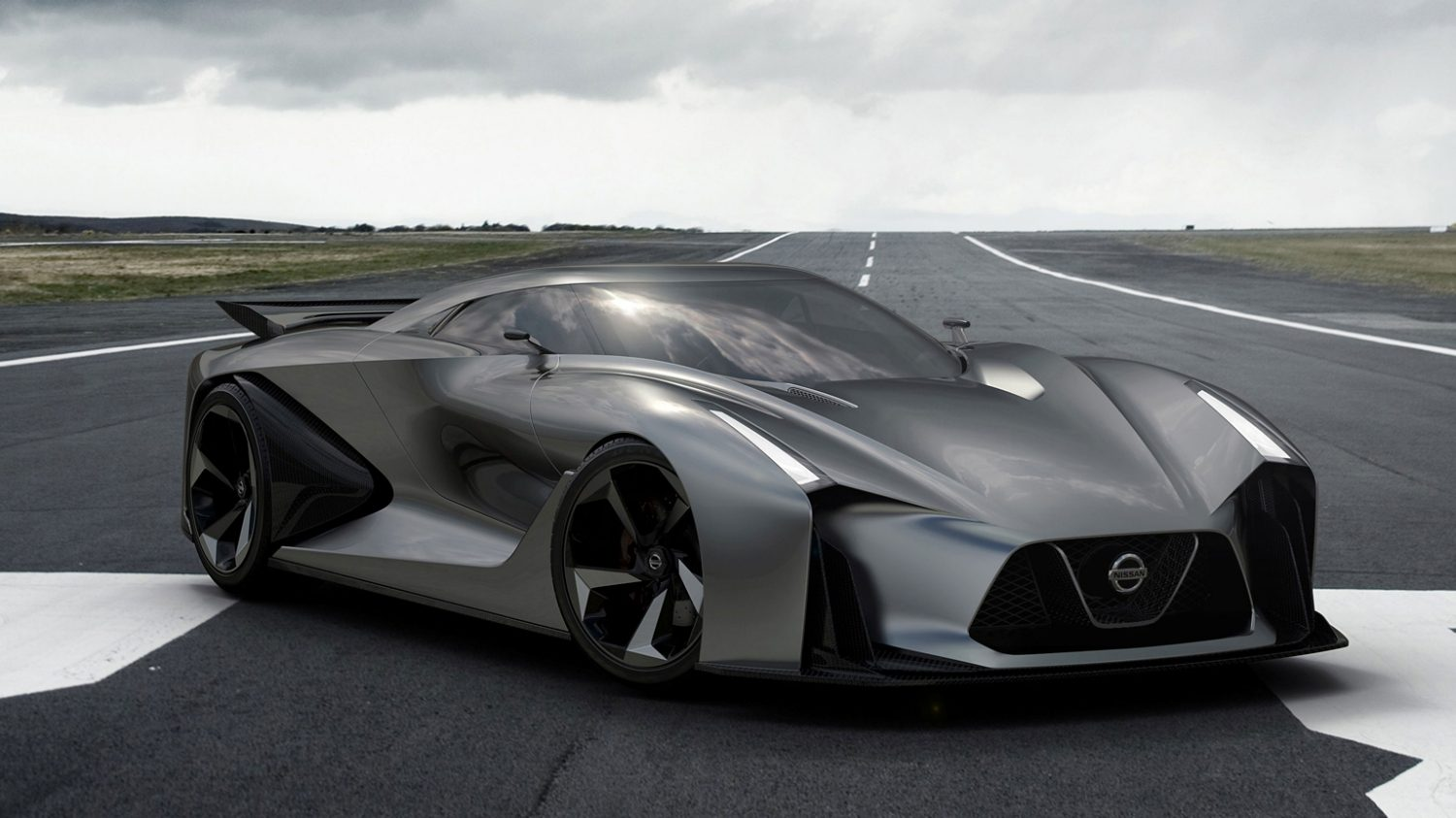 Experience Nissan – Konceptbil – 2020 Vision Gran Turismo