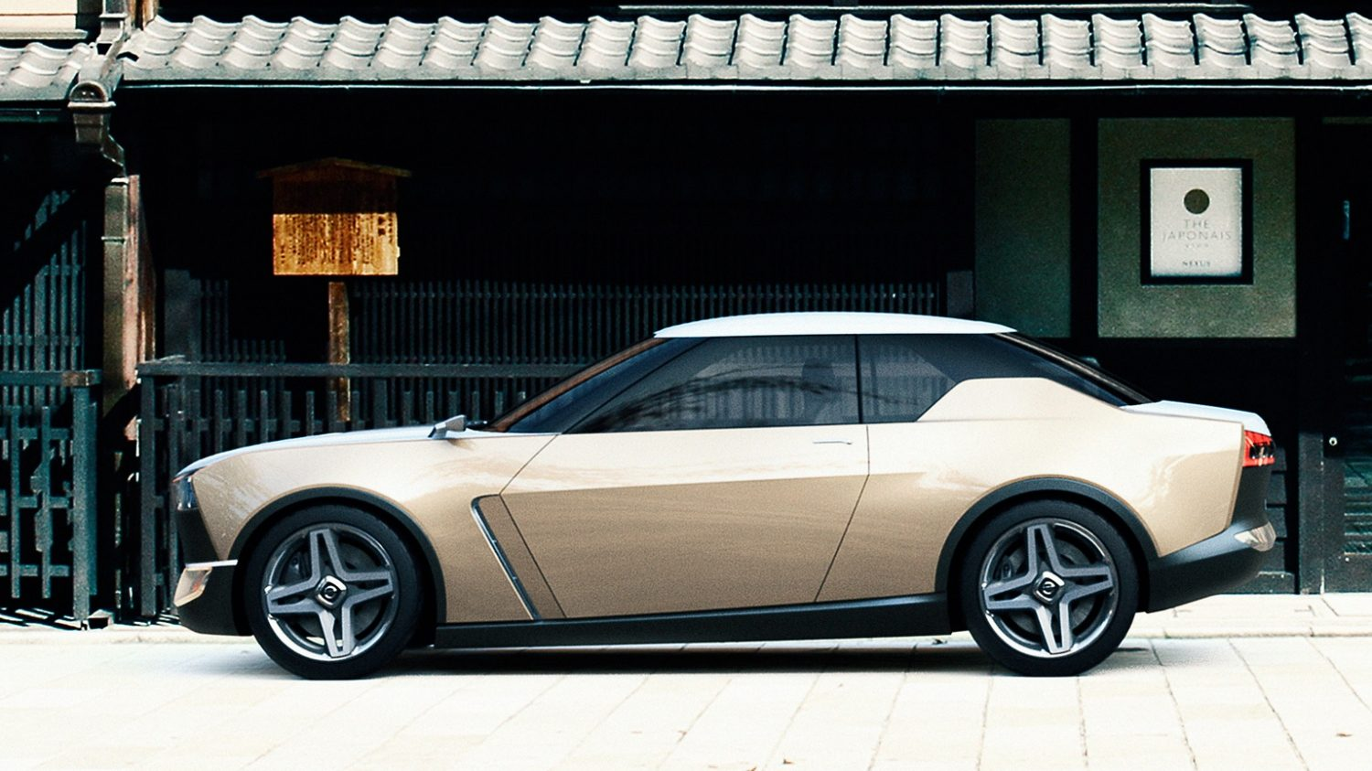 Experience Nissan - Concept car - IDx Freeflow