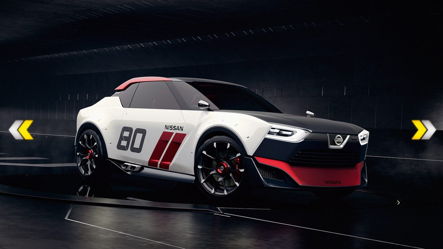 Experience nissan concept