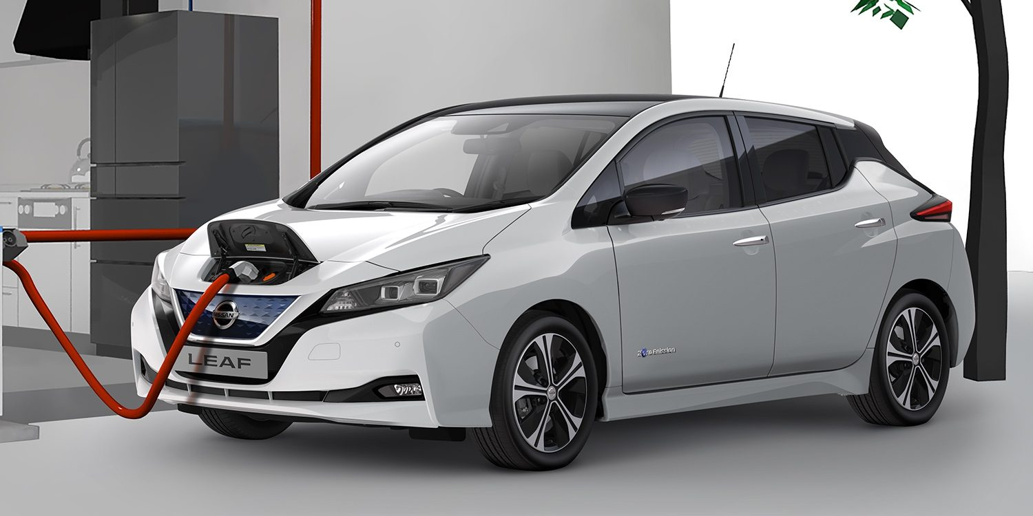 Lithium Ion Car Battery >> Electric vehicles - Experience Nissan | Nissan