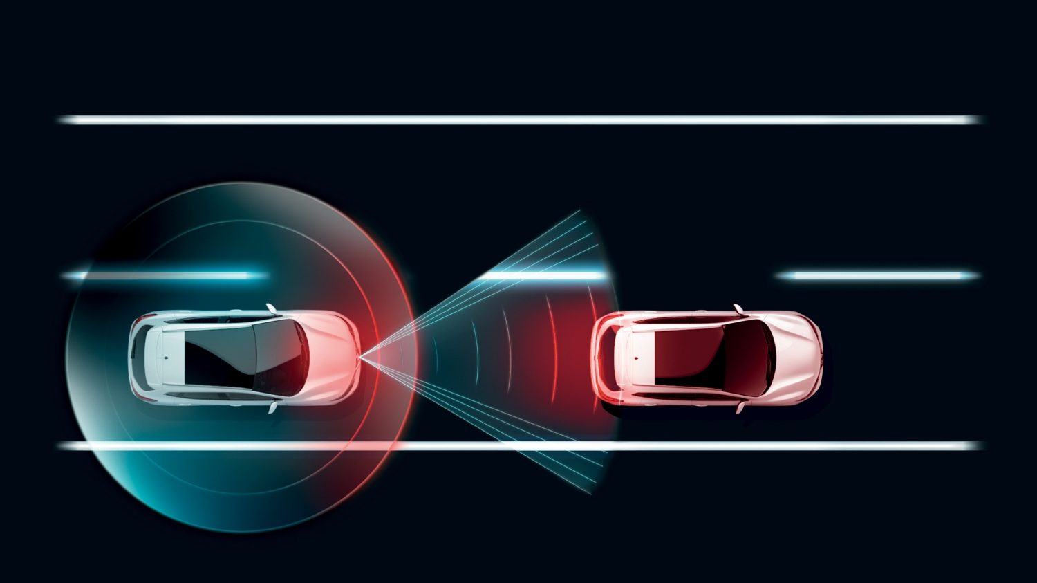 Intelligent Emergency Braking - New Nissan Qashqai