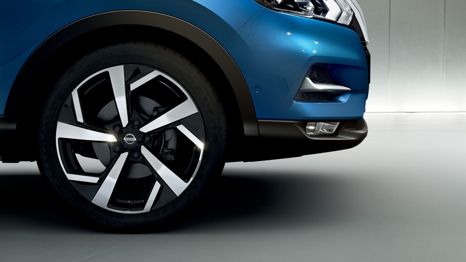 Alloy Wheels - New Nissan Qashqai