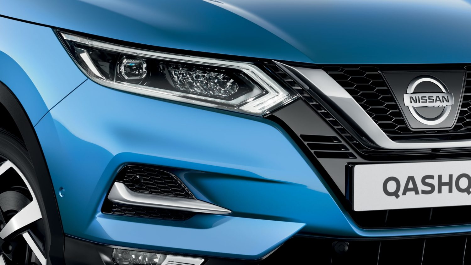 Finishing touches - de nieuwe Nissan QASHQAI