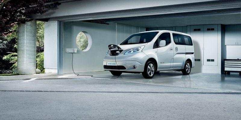 Salon de l'automobile de Genève 2018 - Nouvelle batterie 40 kWh du Nissan e-NV200