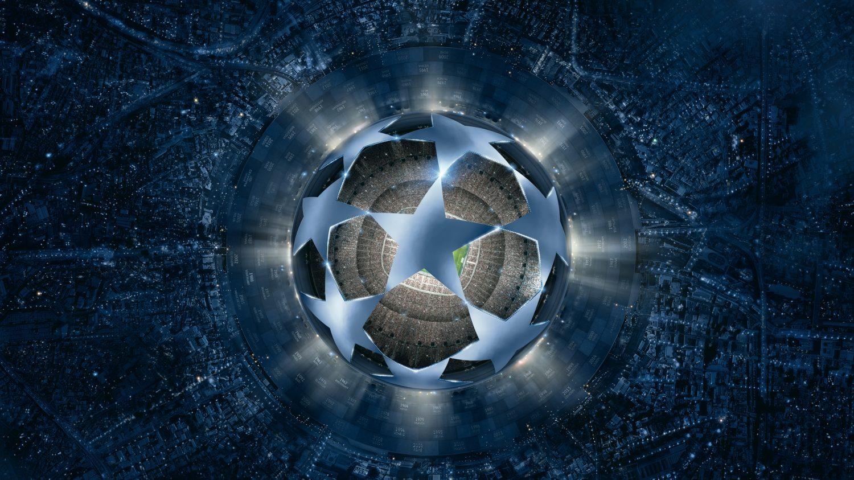 Партнерство с Лигой чемпионов УЕФА