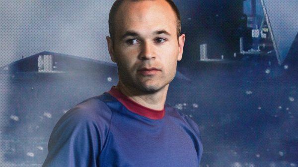 Expérience Nissan- Ambassadeur Nissan del'UEFA Champions League- Andrés Iniesta
