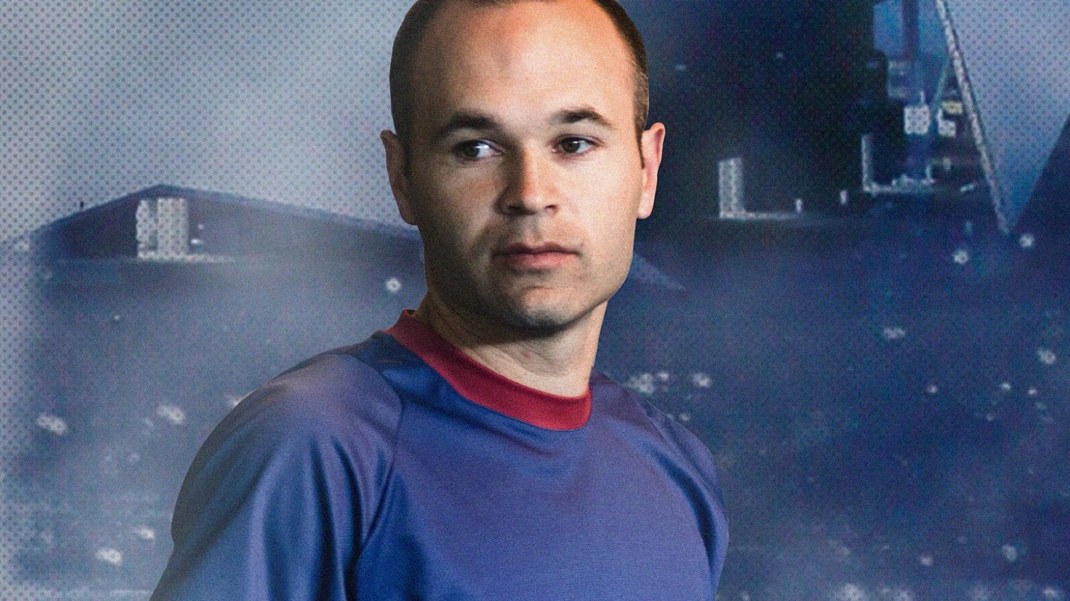 Experience Nissan - UEFA Champions League ambassador - Andres Iniesta
