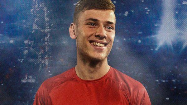Expérience Nissan- Ambassadeur Nissan del'UEFA Champions League- Max Meyer