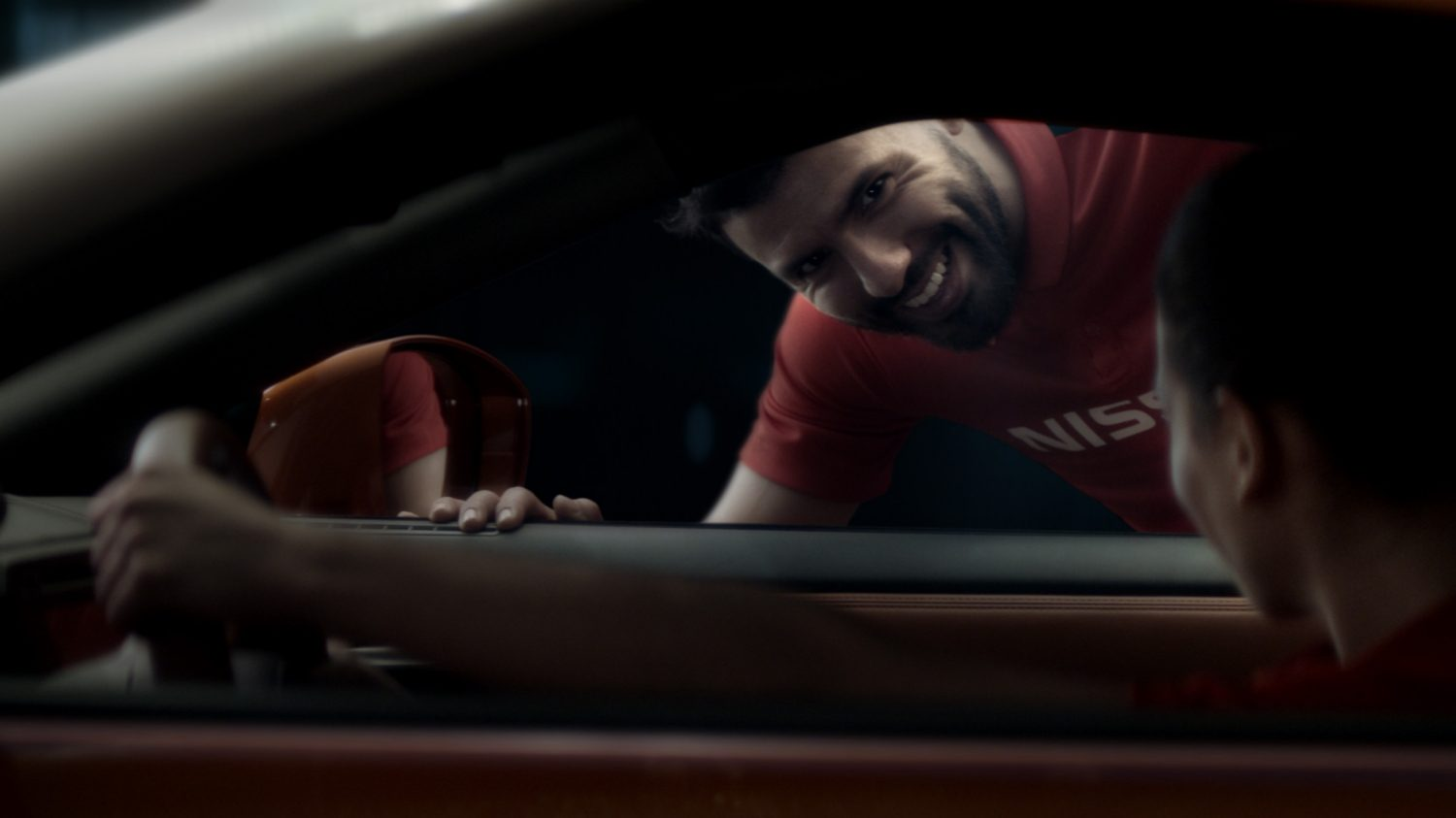 Sergio Aguero & Nissan GT-R's powerful Launch Control