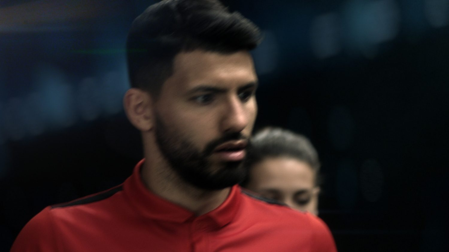 Sergio Aguero & Nissan's Lane Departure Warning