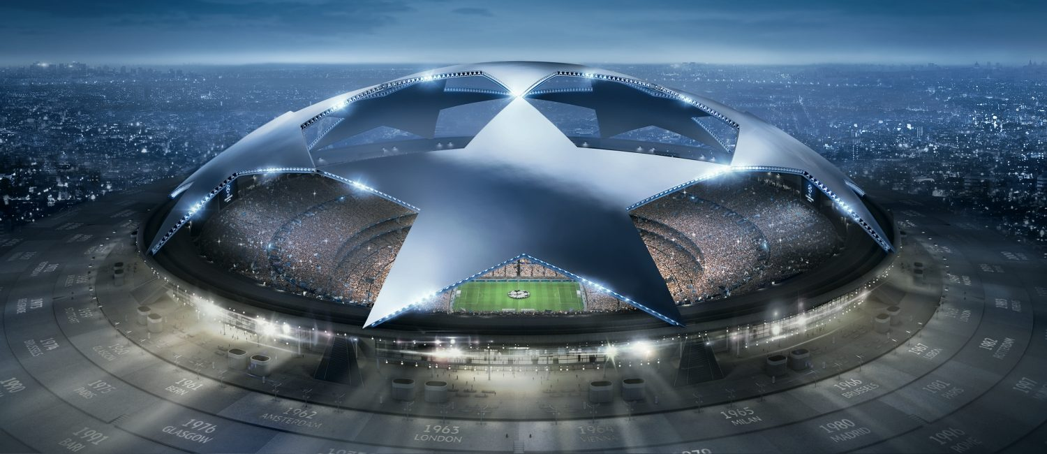 UEFA Champions League'i Nissani partnerid