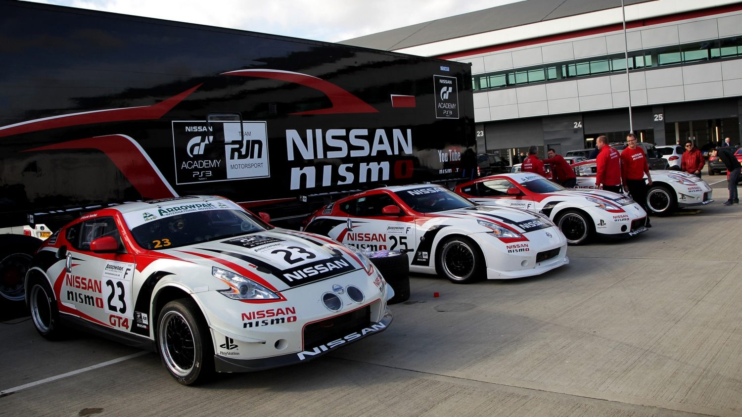 NISSAN Experience – Compétition – NISMO