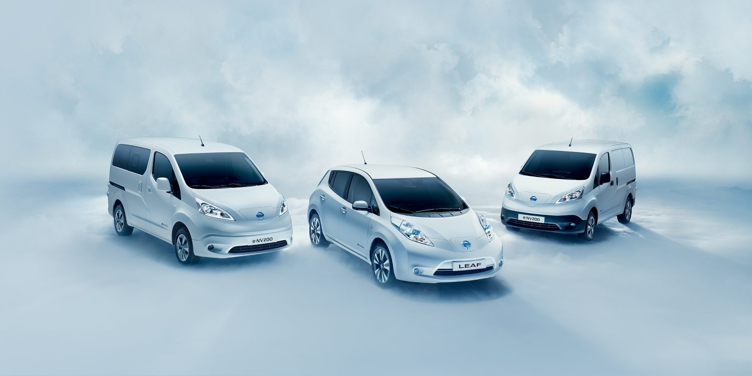 Nissan | Electric cars and vans