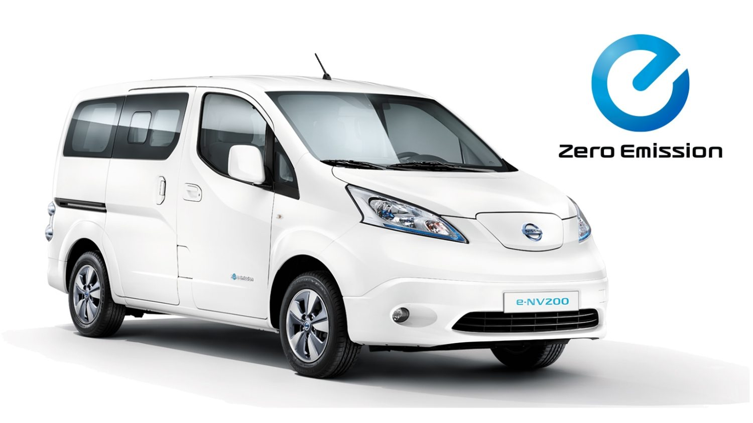 Nissan e-NV200 7-seater