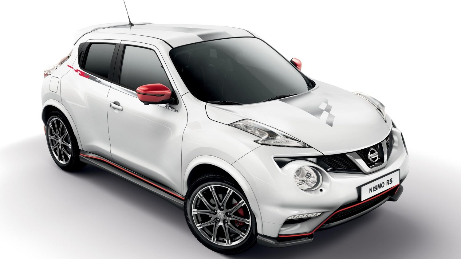Nissan Juke Nismo RS - Styling - 3/4 front view