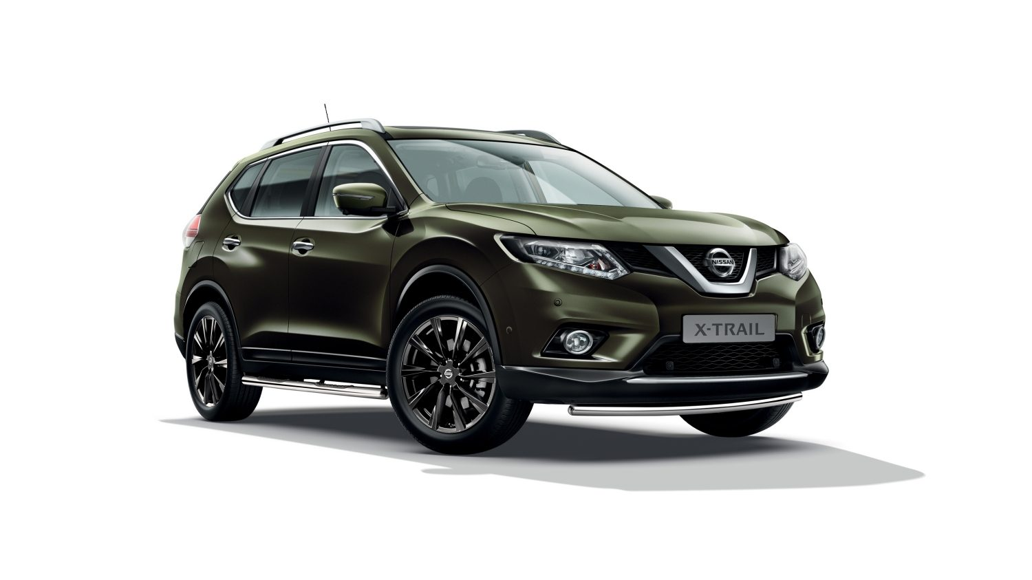Nissan X-Trail - Styling - Front view