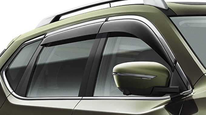 Nissan X-Trail - Accessories