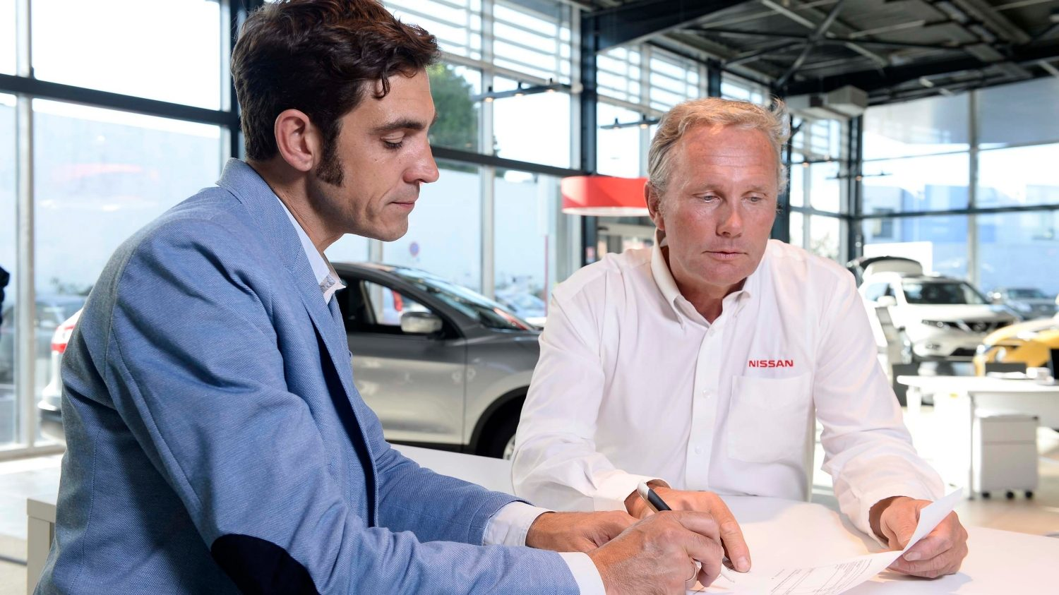 Nissan Financiering Leasing en Renting