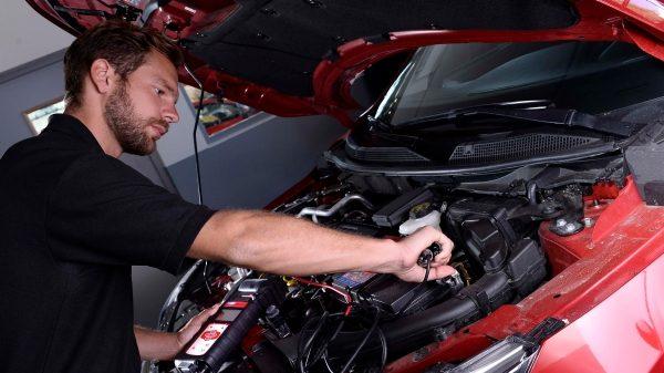 Nissan – akumulatori.