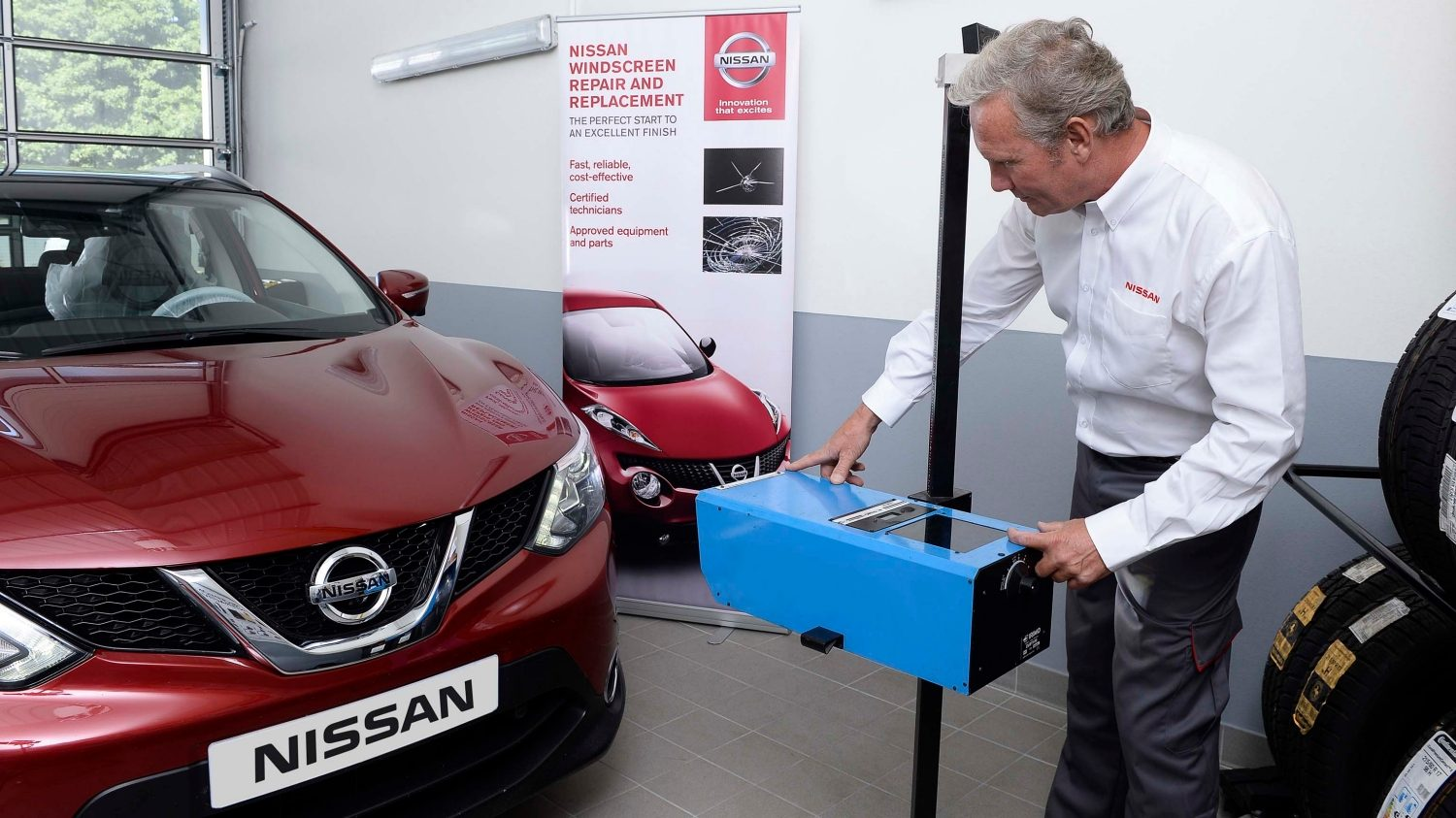 Nissan - Maintenance - Genuine parts