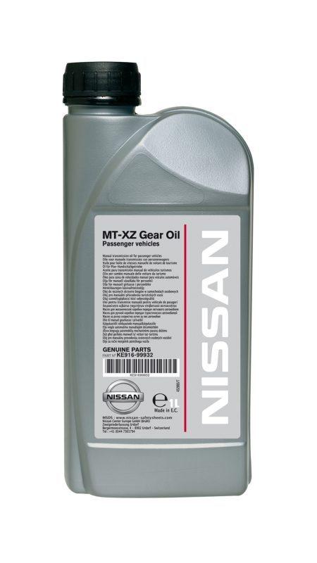 Nissan - aceite de transmisión MT-XZ