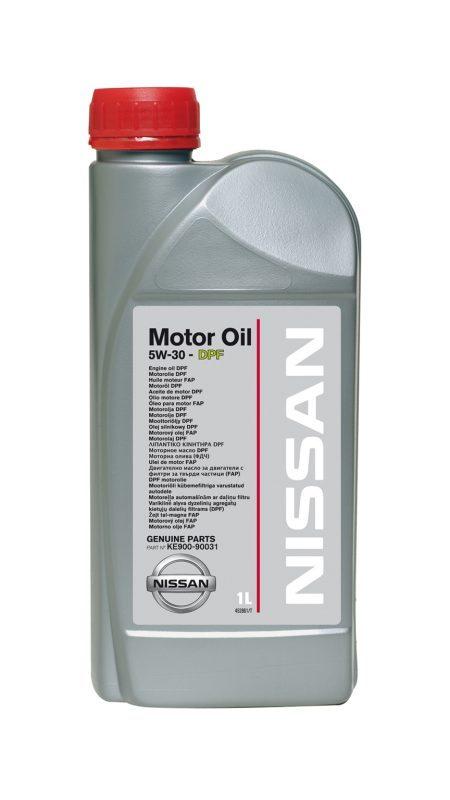 Nissan - Aceite de motor