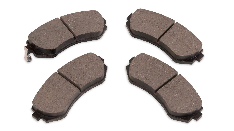 Nissan— оригинальные запасные части— тормозные колодки