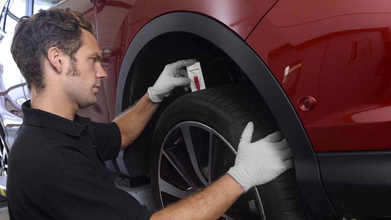 Nissan - Maintenance and repair - Tyres