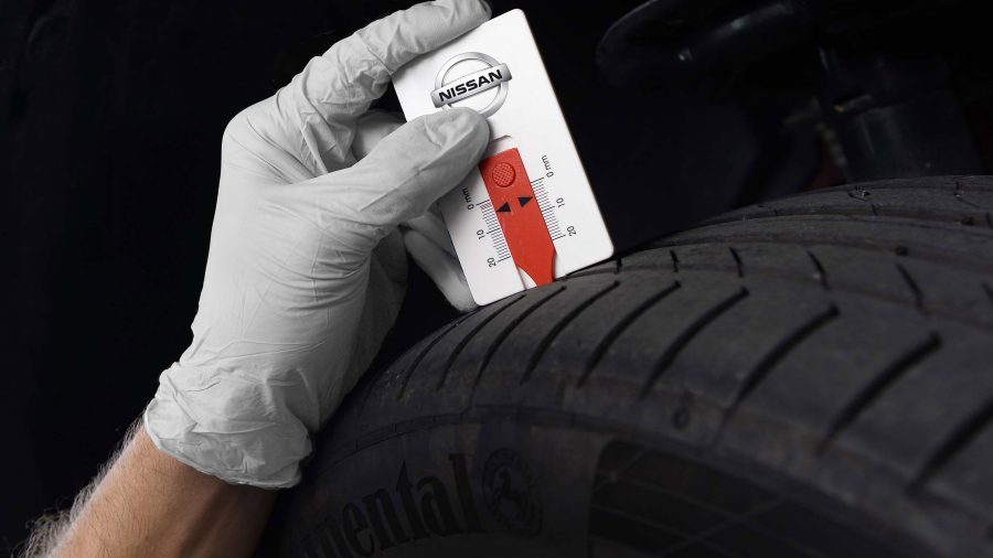 Nissan - Neumáticos