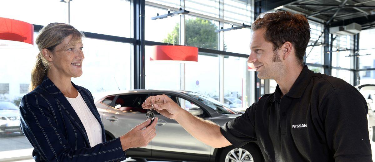 Nissan – Dla właściciela – Usługi