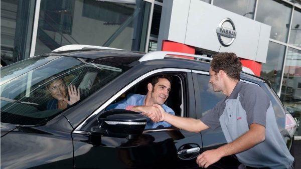 Nissan – Usługi – Umowa serwisowa