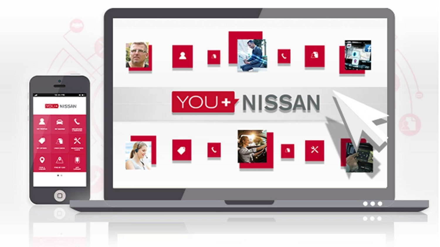 Nissan - You+Nissan - Personalised services