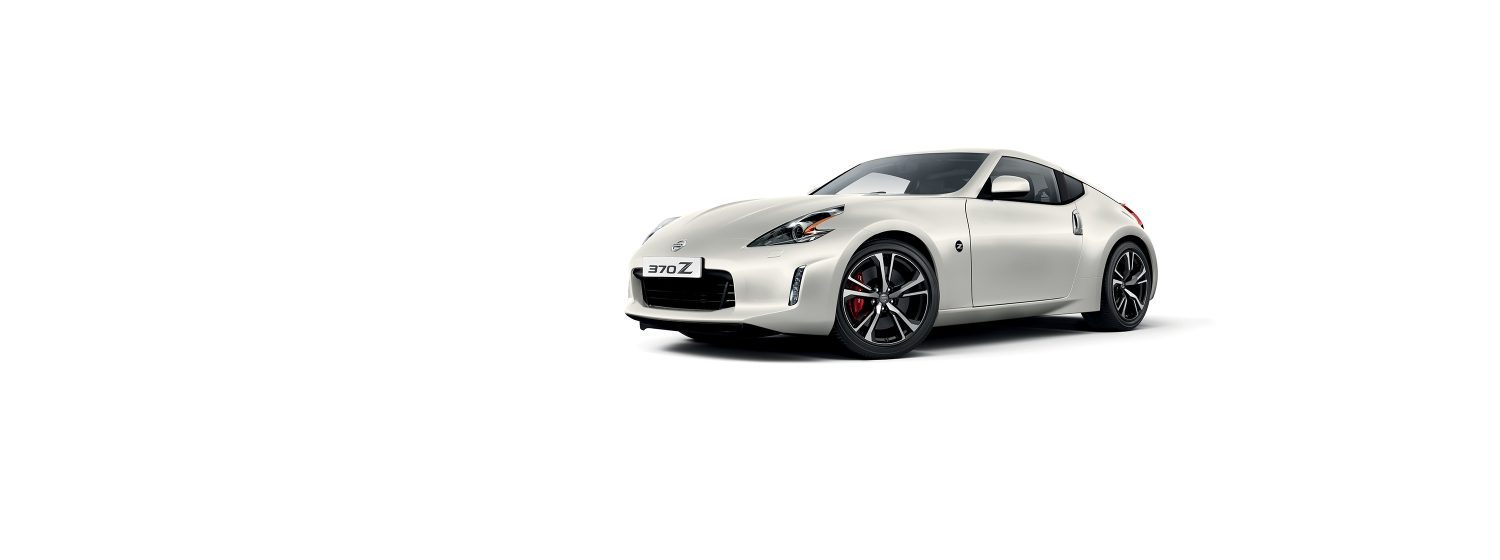 370Z - Brilliant White