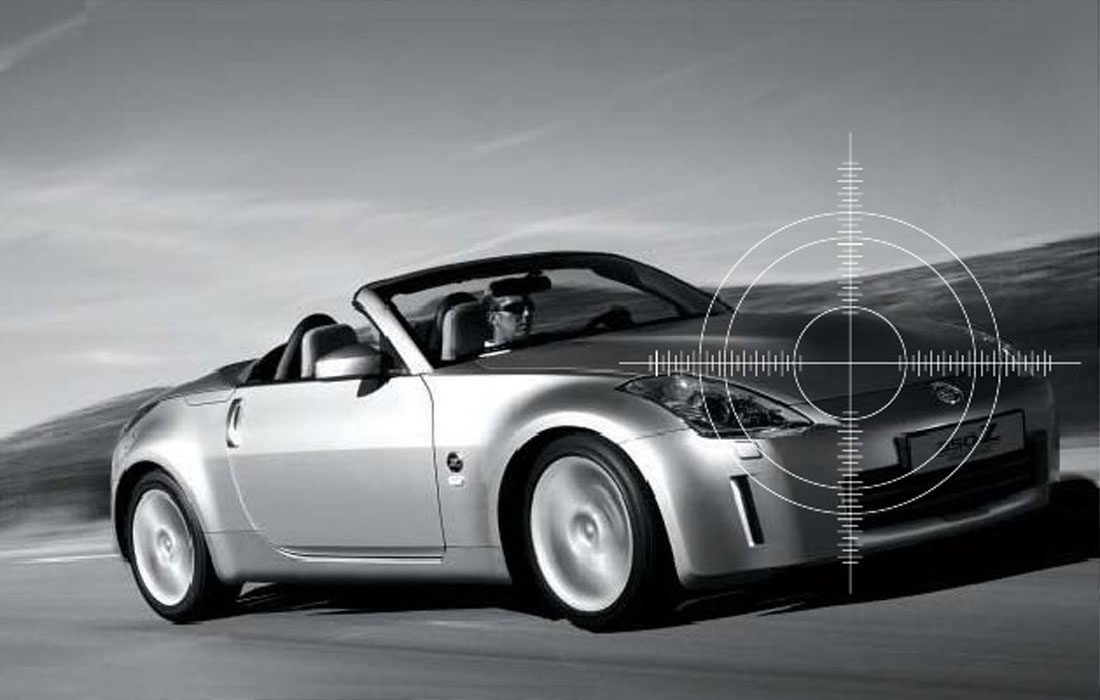 Nissan 370Z Roadster - Nissan Tracking System Excellence