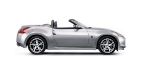 Nissan&#x20&#x3b;370Z&#x20&#x3b;Roadster&#x20&#x3b;-&#x20&#x3b;Sideview