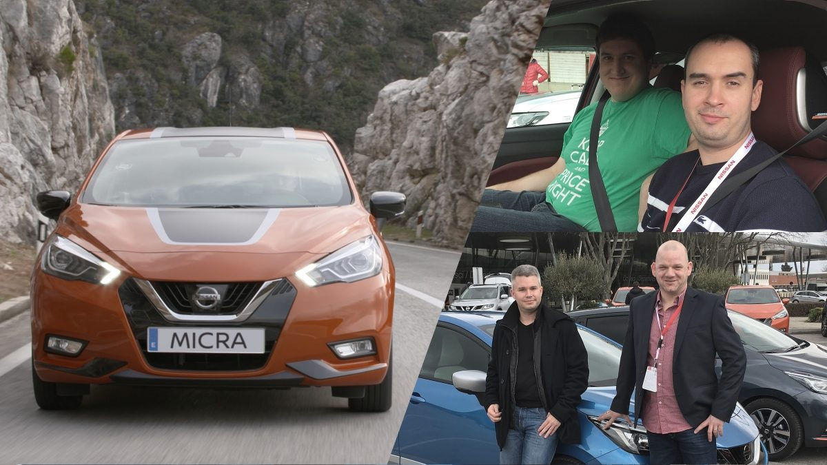 What makes the all new nissan micra the ideal second car