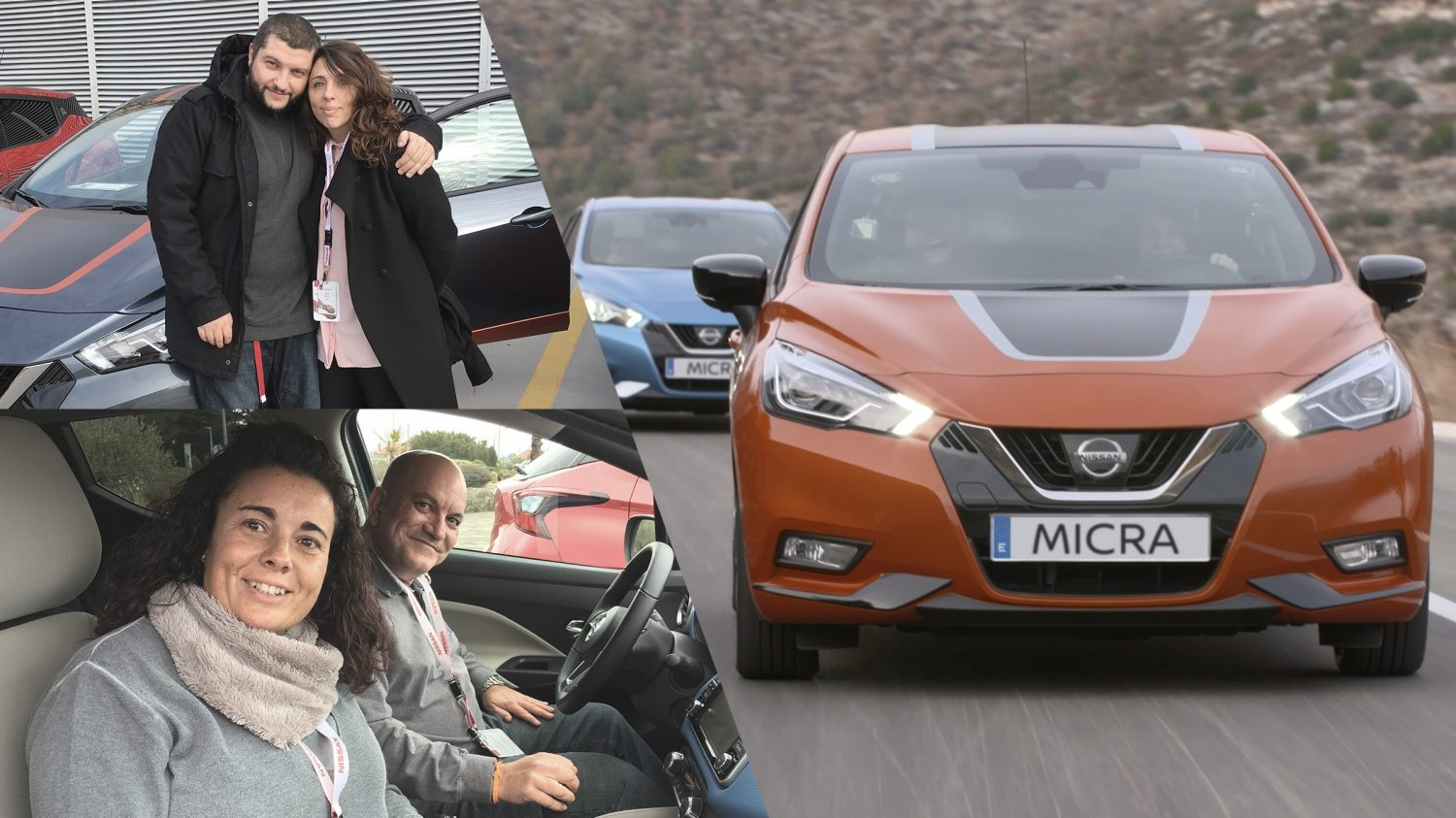 WHAT MAKES THE ALL NEW NISSAN MICRA THE PERFECT ACCOMPLICE?