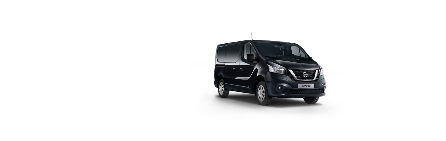 Nissan NV300 - JET BLACK
