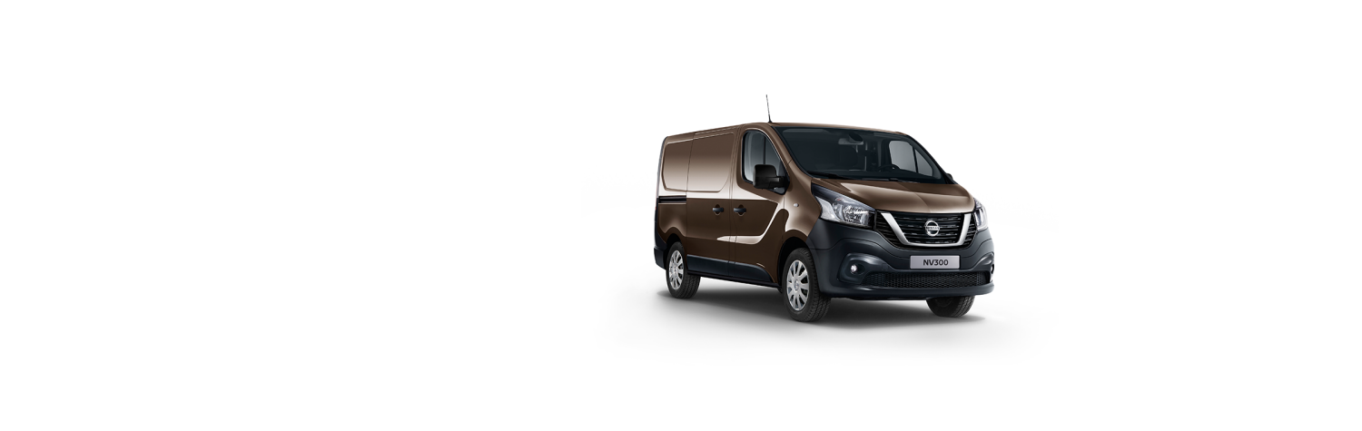 Nissan NV300 - COPPER BROWN