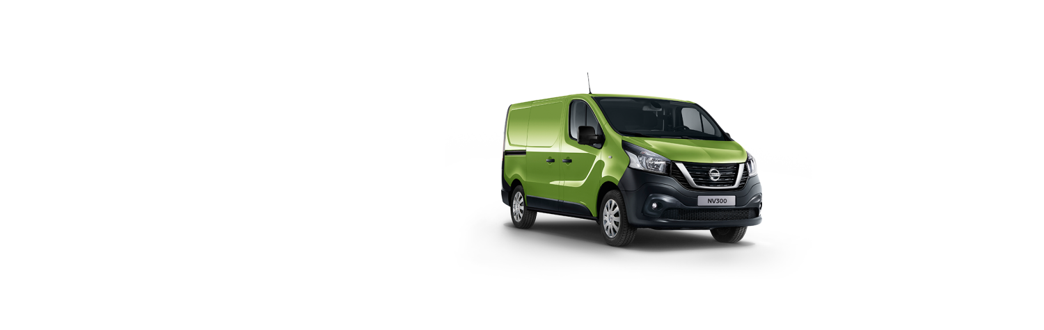 Nissan NV300 - BAMBOO GREEN