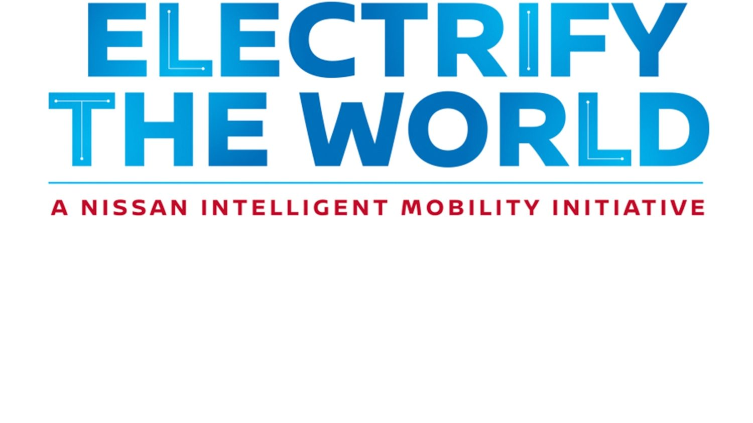 Nieuwe Nissan e-NV200 EVALIA electrify the world