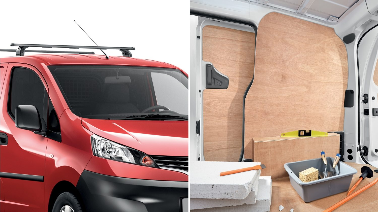 Most sold accessories NV200