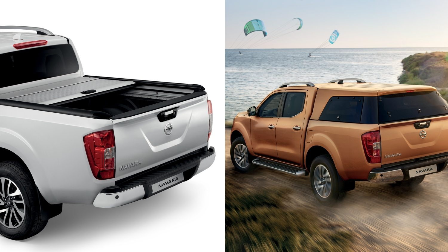 Most sold accessories Navara