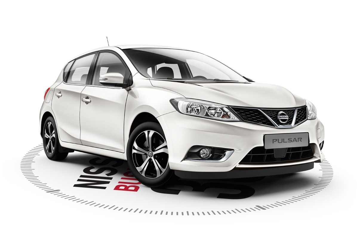 Nissan Pulsar Business 360