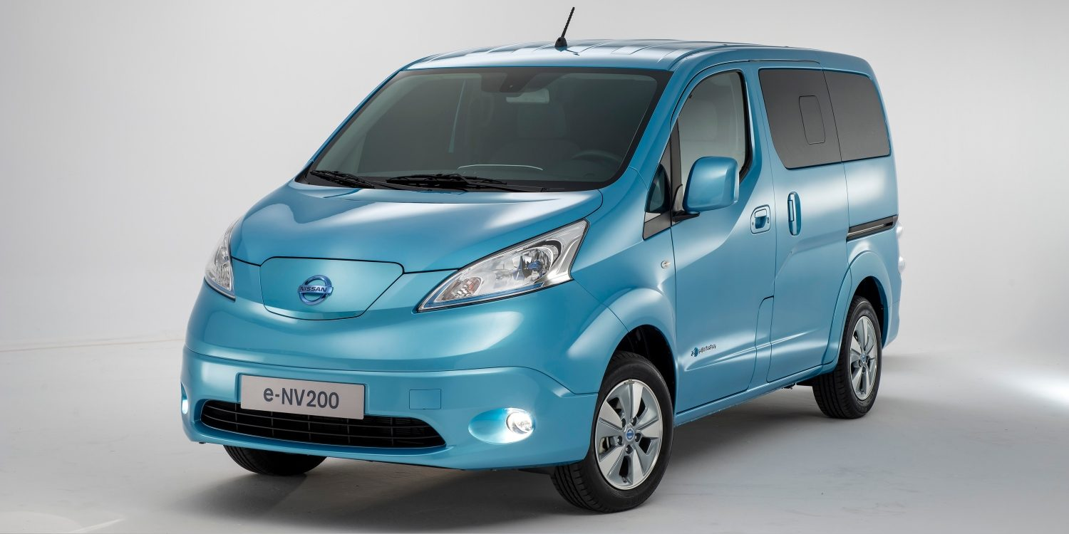 design nissan e nv200 evalia voiture lectrique familiale nissan. Black Bedroom Furniture Sets. Home Design Ideas