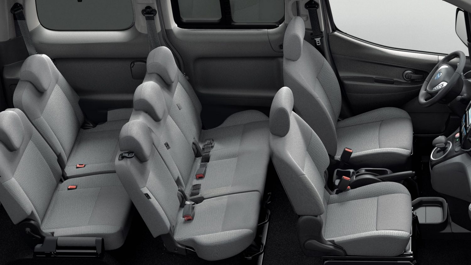 design nissan e nv200 evalia elektrische mpv nissan. Black Bedroom Furniture Sets. Home Design Ideas
