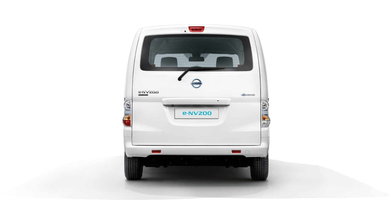 Nissan e-NV200 | Combi | Electric vehicle exterior rear