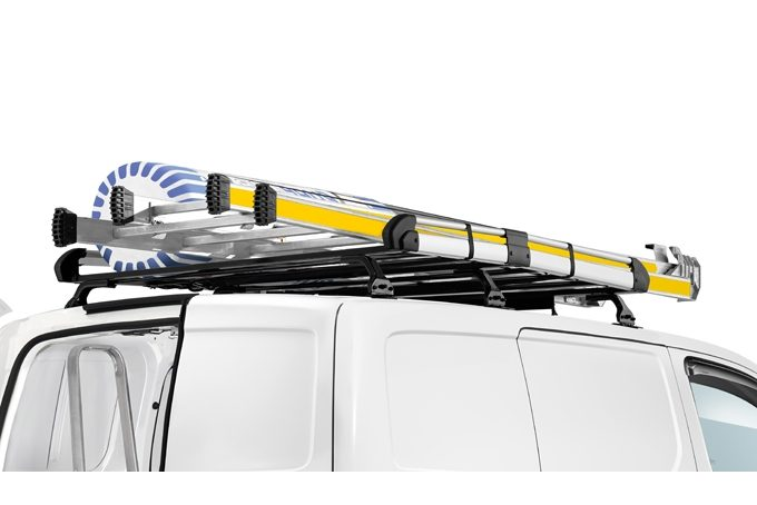 Nissan e-NV200 Evalia - Transportation - Luggage rack