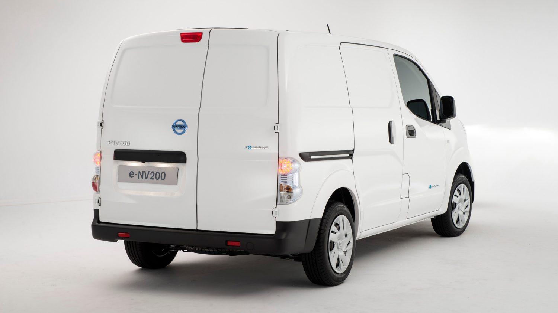 Nissan e-NV200 FOURGON - Véhicule utilitaire électrique  Nissan