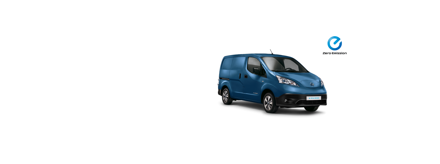 E-NV200 Majestic Blue